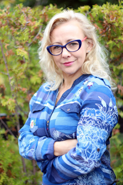 Psycholog, seksuolog - Jolanta Bigocka